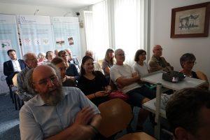 17publikum beim vortrag 50 jahre urmenschmuseum 22.07.2018 30