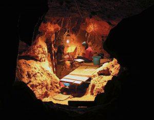 ausgrabung neandertalerfamilie sidron hoehle 30