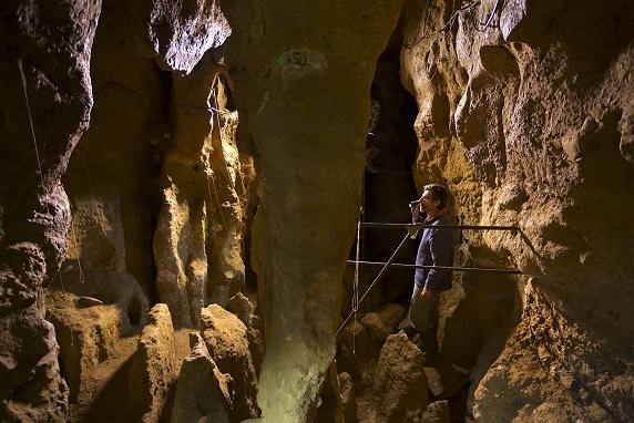 19/Junio/2015 Asturias. Concejo de Piloña. Cueva de El Sidrón, donde se halló la mejor colección de huesos de Neardentales de la Península Ibérica. © JOAN COSTA